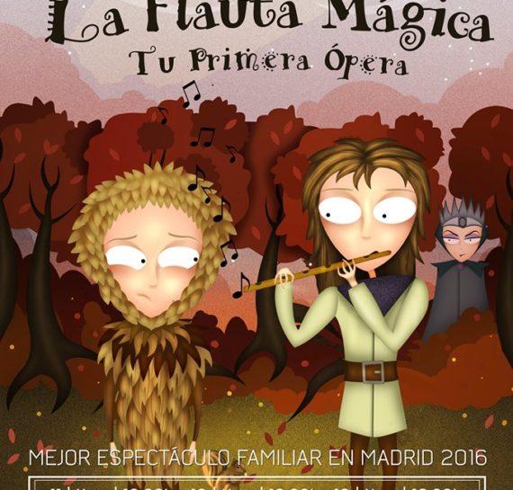 (Español) LA FLAUTA MAGICA