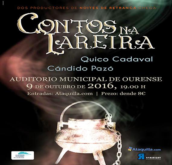 CONTOS NA LAREIRA (OURENSE)