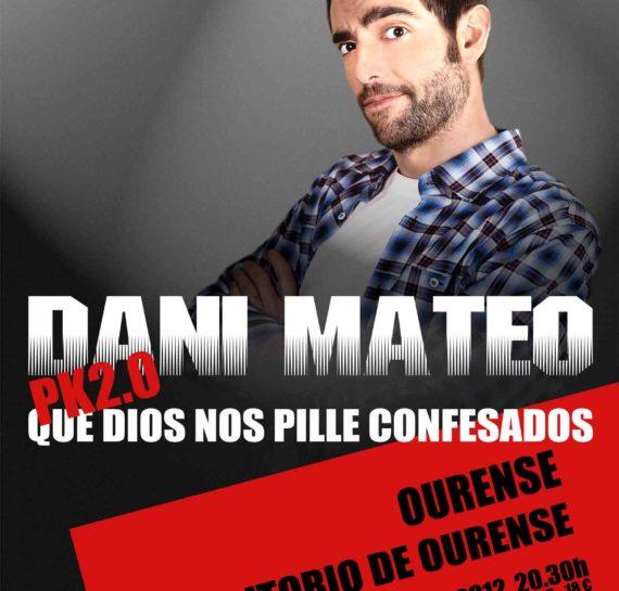 (Español) DANI MATEO (ORENSE)