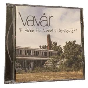 CD Vavår El Viaje de Alexei y Dalinovich.