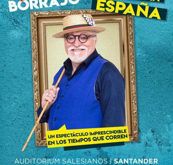 Moncho Borrajo Santander